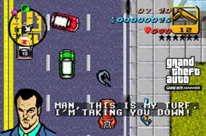 GTA Gameboy Advance