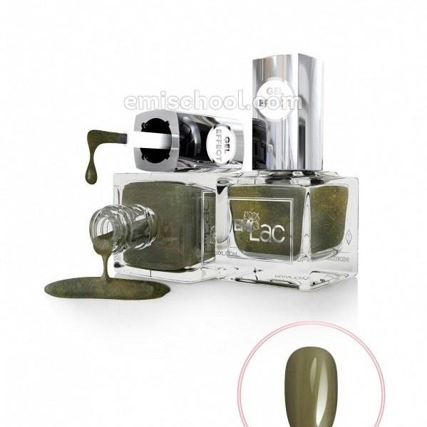 E.Mi Lac Gel Effect 110 Martini Olive 9 ml