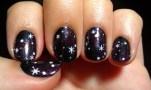 Julep October 2014 Nail Art Galaxy