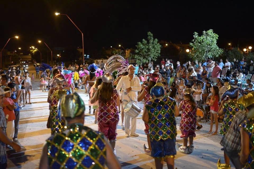 Este sábado comienza el festejo del carnaval en Oro Verde