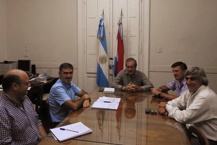 El gobierno y el INTA Entre Ríos trabajarán en estrategias para el desarrollo de las cadenas productivas