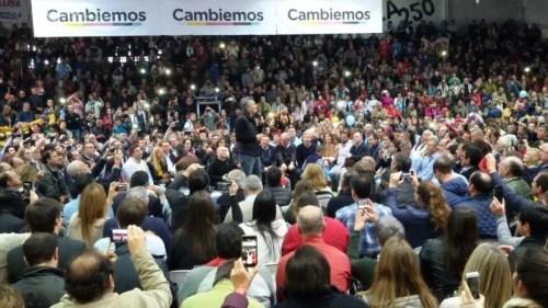 Efecto Cristina: El presidente Macri de campaña electoral en un municipio kirchnerista