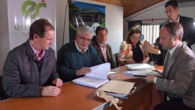 Photo of Se abrieron los sobres de la licitación para pavimentar la ruta que une Oro Verde y Tezanos Pinto