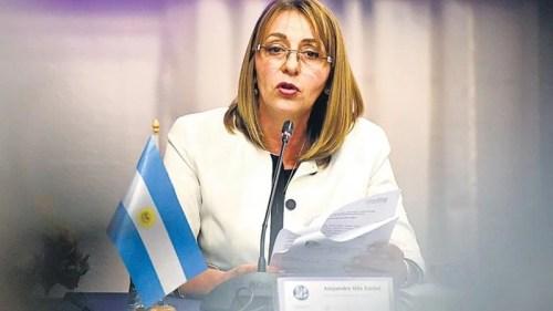 Alejandra Gils Carbó deja el cargo de Procuradora General de la Nación el 31 de diciembre