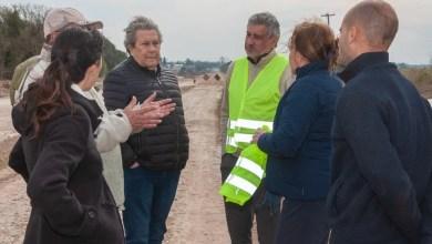 Photo of Preparativos para la pavimentación desde Oro Verde a Tezanos Pinto