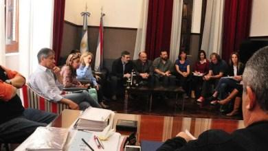 Photo of Diputados provinciales se reunieron con ambientalistas