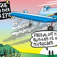 Empresarios del campo contra el control de las fumigaciones