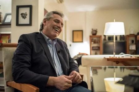 Entrevista a fondo a Alberto Fernández