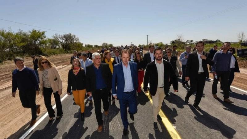 «Es un día histórico para la región» afirmó el intendente Dumé