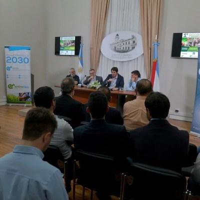 Primer encuentro provincial de Agricultura Familiar y Desarrollo Rural