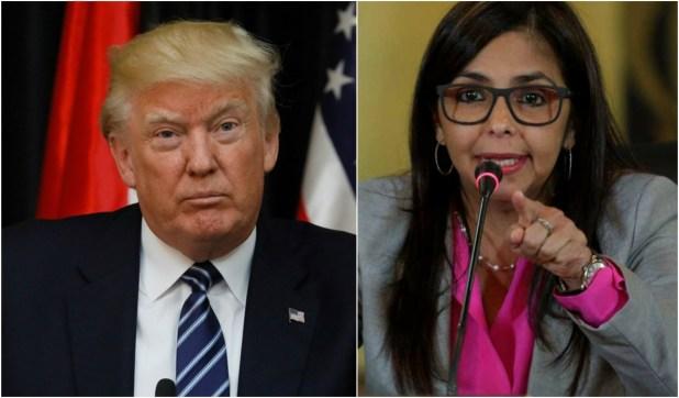 Presidente de Asamblea Constituyente venezolana rechaza sanciones de Trump