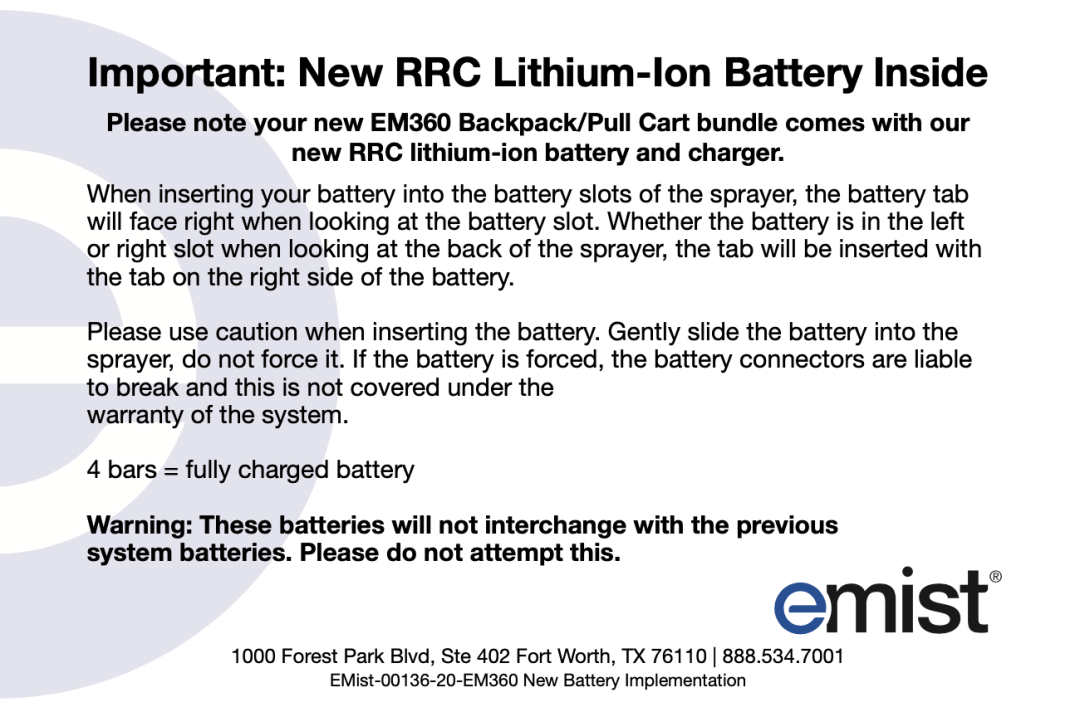 Battery Card 9.20