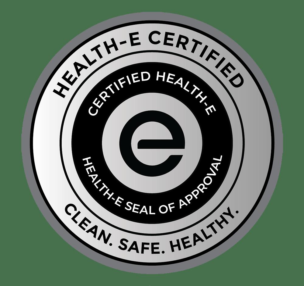 Health-e Logo - Seal of Approval