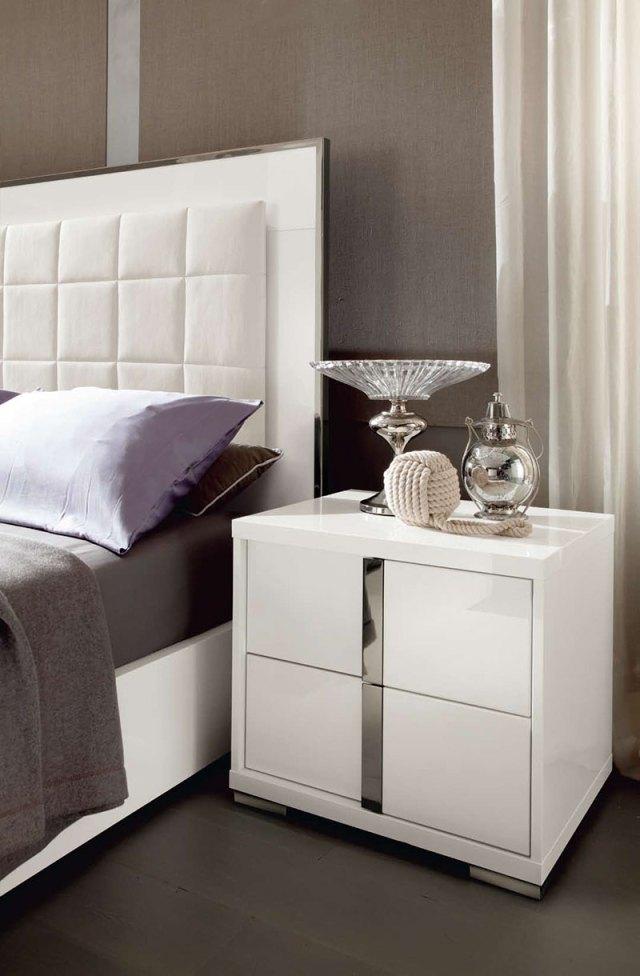 White High Gloss bedroom | White high gloss | Bedroom ...