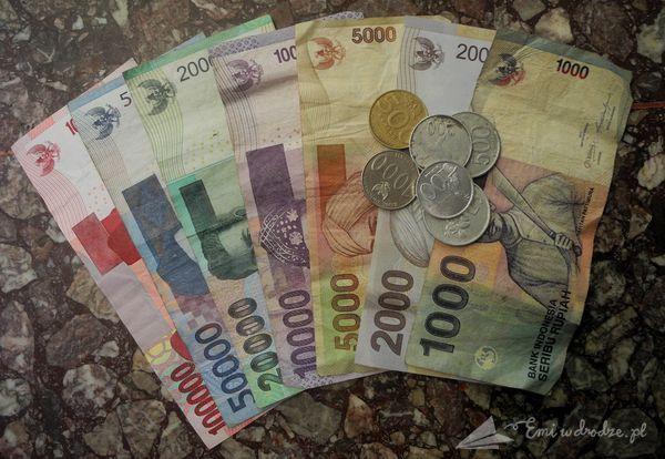 rupie indonezyjskie