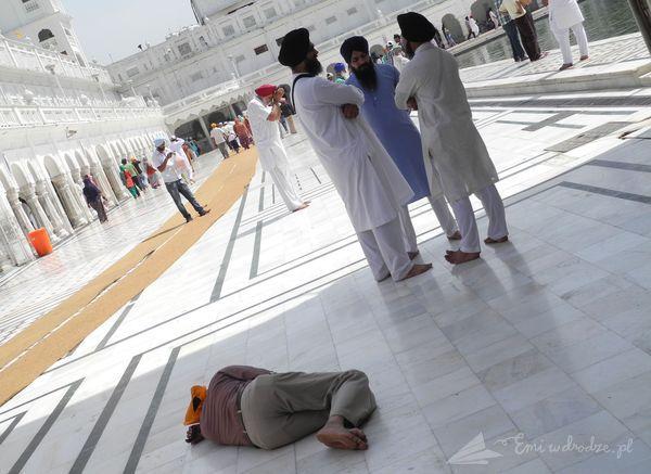 Sikhowie_na_pielgrzymce