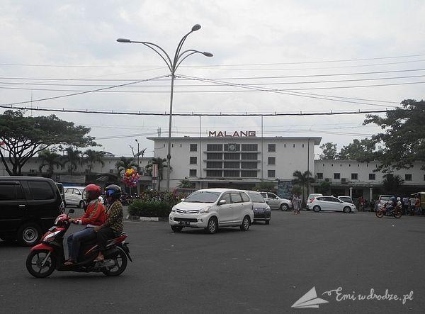 Malang_dworzec kolejowy