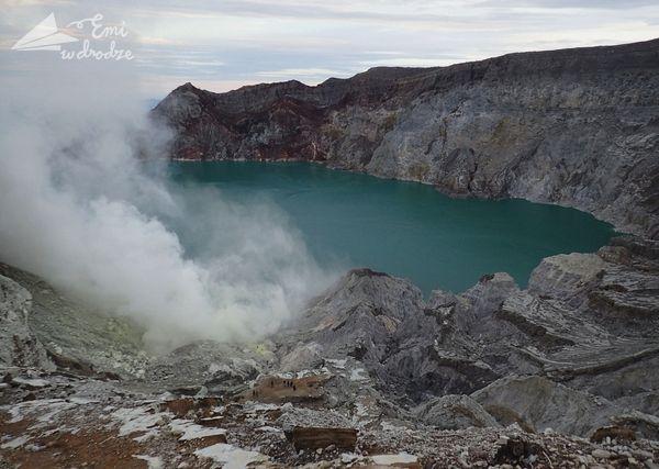 Ijen_jezioro