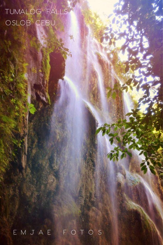 majestic tumalog falls