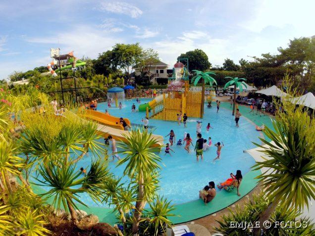 Captain Hook's Pool JPark Island Resort and Waterpark Cebu