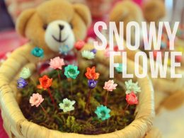 Bear Hugs Snowy Flower by Cream of the Craft - Copy.jpg