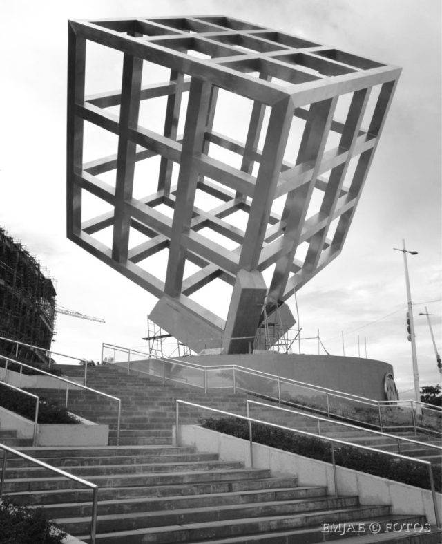 Left Side - SM Seaside The Cube