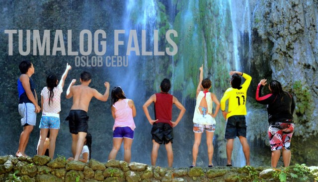 Tumalog Falls Oslob Cebu featured image 2
