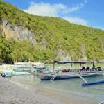 Papaya Beach El Nido Palawan Island Hopping