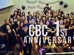 Feature CBC First Anniversary