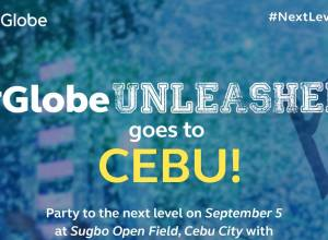 Feature Globe Unleashed Goes to Cebu