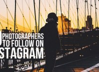 10 Photographers To Follow on Instagram