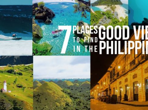 7 Places to Find Good Vibes in the Philippines