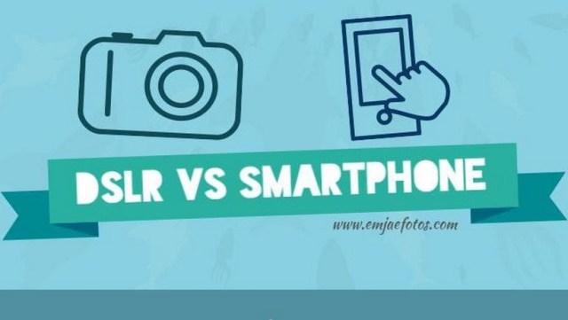 Feature DSLR vs Smartphone Emjae Fotos