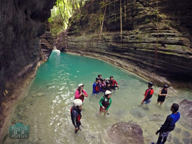 Canyoning View 9 Canyoneering in Cebu
