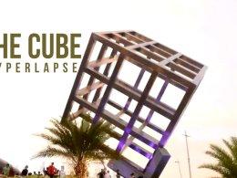 Featured The Cube Hyperlapse SM Seaside City