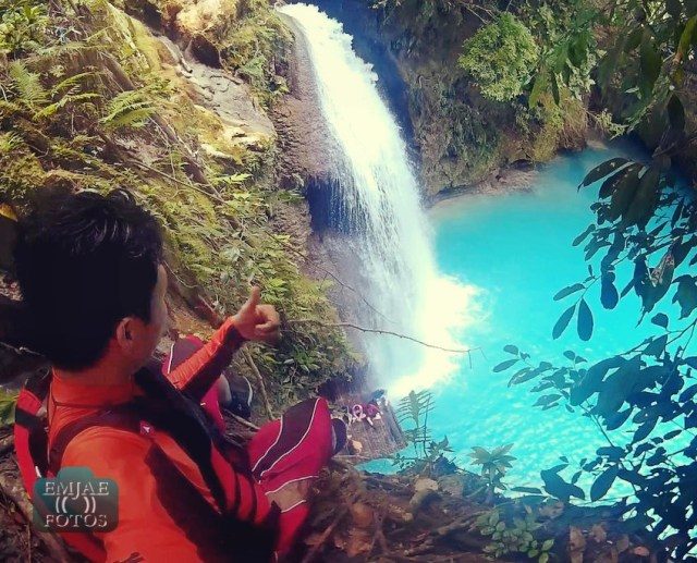 Kawasan Canyoning Canyoneering in Cebu