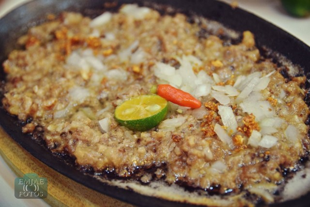 Pork Sisig Chicken Deli Bacolod