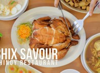Chix Savour Chinoy Restaurant cover