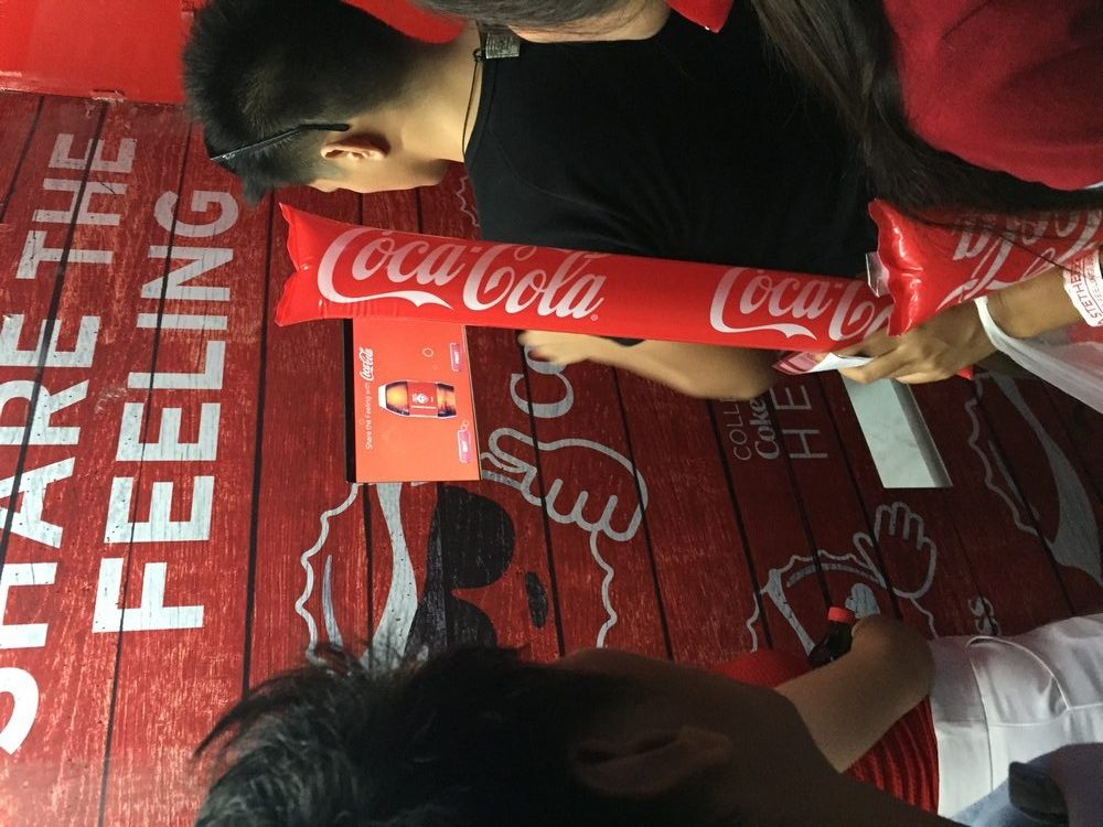 Coca-cola Taste The Feeling Festival Cebu _0269