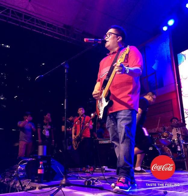Coca-cola Taste The Feeling Festival Cebu _0269
