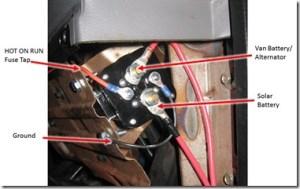 Alternator Battery Charger | emjayvanblog