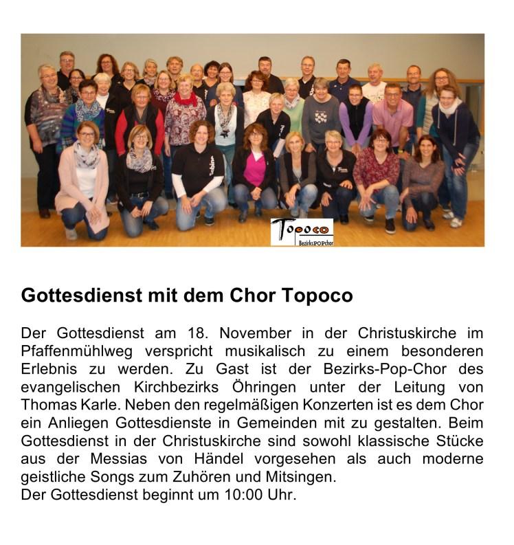 Topoco Homepage