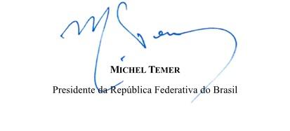 Carta do presidente Michel Temer aos parlamentares