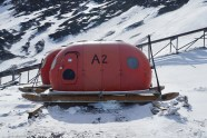 Weather pods that get installed out on remote trails so you can take shelter if needed.