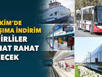 29 Ekim'de İzmir'de ulaşım