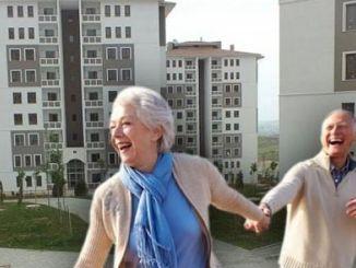 Evi olmayan emekli
