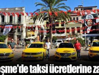 Cesma taksi