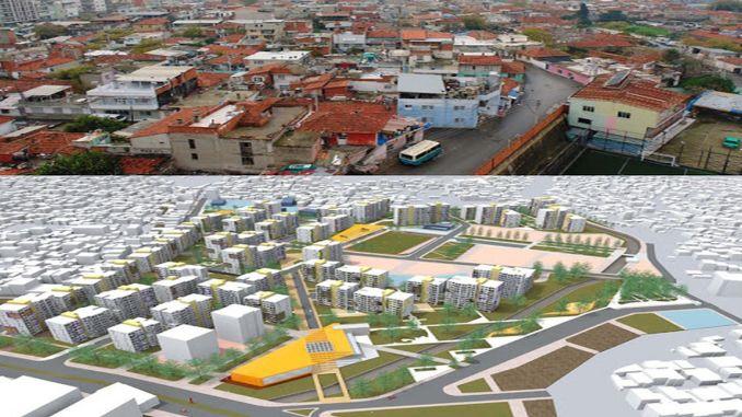 Kentsel Donusumde Izmir Modeli