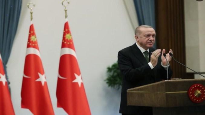 Cumhurbaskani Erdogan
