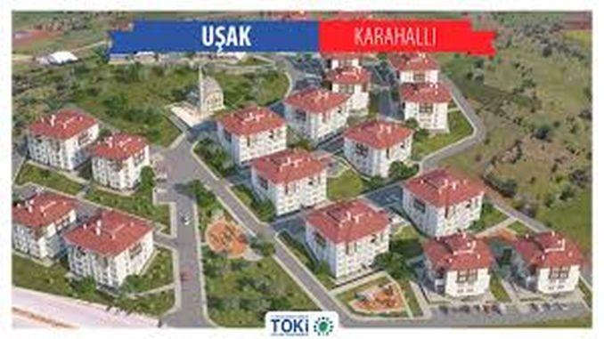 TOKI Usak Karahalli